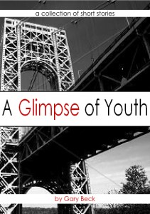 Cover Concept for 'A Glimpse of Youth'